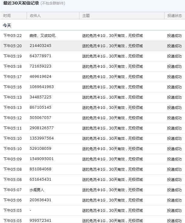 【中秋福利】只是想送大家些东西,那么送1G的流量卡插图(2)
