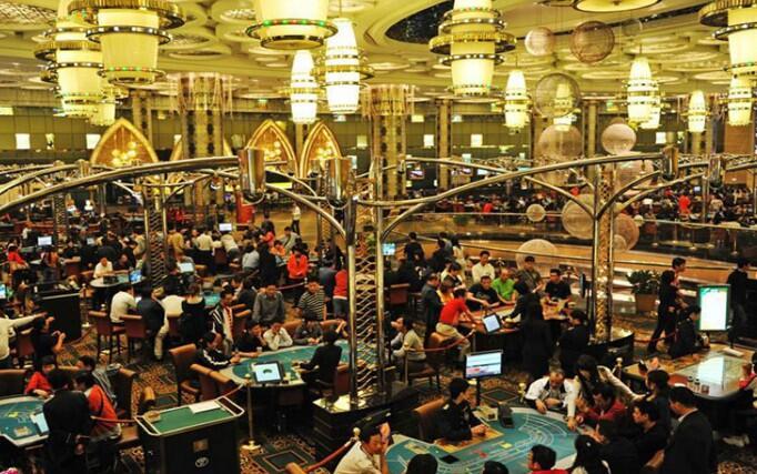 赌场提款机 倍投的谬论 策略简析插图